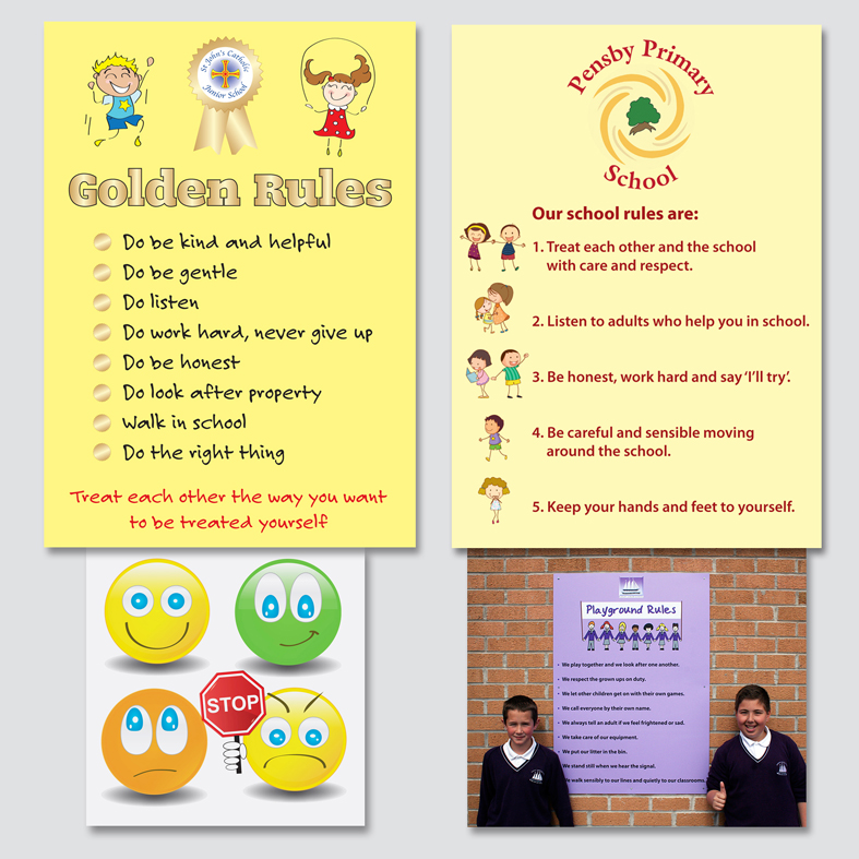 School Rules and Behaviour